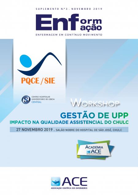 Suplemento Revista ENFormação - Suplemento Gestão de UPP